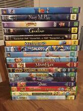 Children's DVDs Clovelly Eastern Suburbs Preview