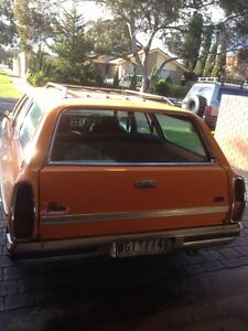 Hx Holden premier 308 wagon sell swap or trade Keilor Downs Brimbank Area Preview