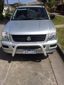 Holden rodeo dual cab ute Brunswick West Moreland Area Preview
