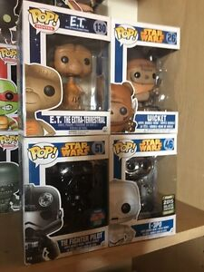 Funko Pops! Star Wars Limited edition and galactic convention Thornlie Gosnells Area Preview