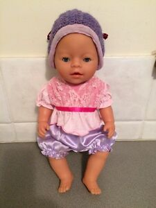 Very Cute Baby Born Doll for Sale Warnbro Rockingham Area Preview
