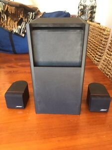 Bose Acoustimass Speakers Series 3 Royalla Queanbeyan Area Preview