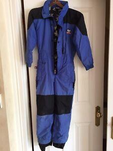 Mambo size 8 children's ski suit Bundall Gold Coast City Preview