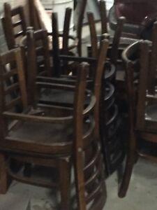 Restaurant Chairs & Tables Logan Village Logan Area Preview