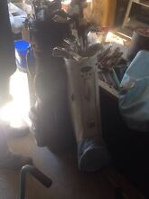 2 sets of golf clubs Warners Bay Lake Macquarie Area Preview