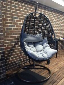 Out door free standing egg chair Taylors Hill Melton Area Preview