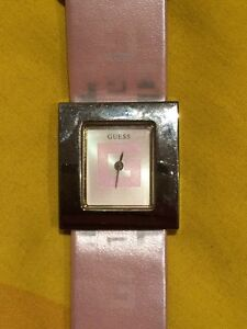 Pink GUESS watch Briar Hill Banyule Area Preview
