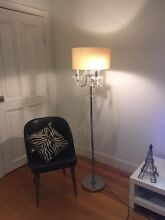 Chandelier Floor Lamp Erskineville Inner Sydney Preview