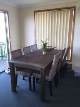 6 seat dining setting Waurn Ponds Geelong City Preview