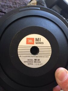 JBL MI 10 speaker St Clair Penrith Area Preview