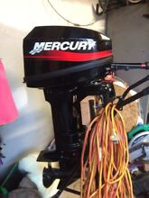 15hp outboard motor 2005 Bulli Wollongong Area Preview