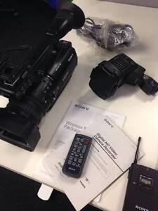 Digital HD Video Camera Recorder Sony Hawthorn Boroondara Area Preview