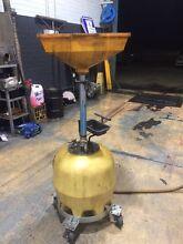Oil drainer 60 litre workshop equipment mechanic automotive Girraween Parramatta Area Preview