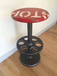 Substation Stop Sign Bar Stool Scarborough Stirling Area Preview
