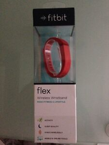 FITBIT FLEX CORAL RED BRAND NEW NEVER OPENED West Ryde Ryde Area Preview