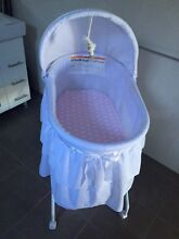 Bassinet & Valco Vee Bee Bouncer Zillmere Brisbane North East Preview