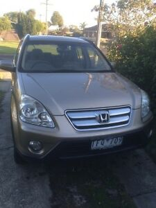 Honda CR-V sports wagon - Manual. URGENT-PRICE DROPPED Oakleigh South Monash Area Preview