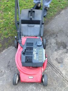 Victa 2 stroke 2 blade lawn mower Wentworth Falls Blue Mountains Preview