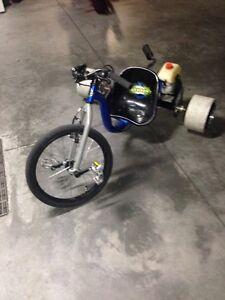 Motorised Drift  Trike 50cc two stroke motor Caringbah Sutherland Area Preview