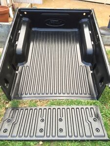 PJ-PK Ranger supercab tub liner genuine Ford Kambah Tuggeranong Preview