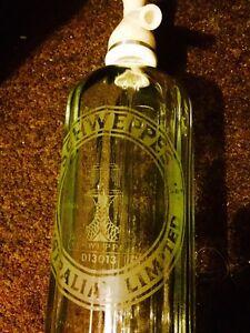 Vintage Schweppes Australia Soda Water Fountain Bottle Carlton Kogarah Area Preview