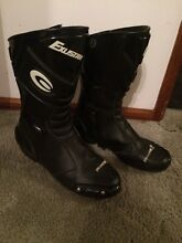 Motorbike boots Glenorchy Glenorchy Area Preview