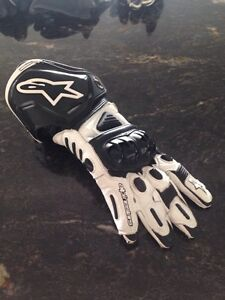 Alpinestars GP Pro gloves Grafton Clarence Valley Preview