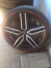 20 inch ford wheels Birrong Bankstown Area Preview