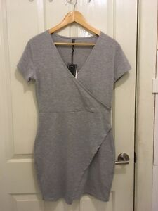 Brand New Grey bodycon dress Pascoe Vale South Moreland Area Preview