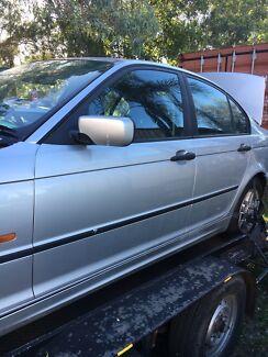 BMW 318i e46 wrecking Hunterview Singleton Area Preview