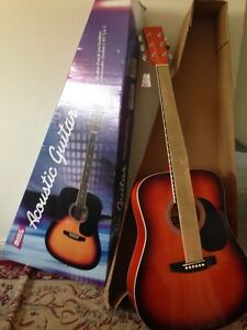 Acoustic Guitar brand new Quakers Hill Blacktown Area Preview