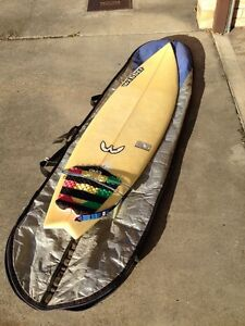 6'0 Webber Surfboard Palm Beach Gold Coast South Preview
