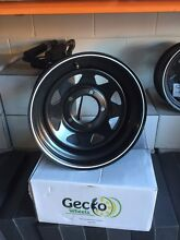 16 X 8 0 offset 5/150 landcruiser rim display stock North St Marys Penrith Area Preview