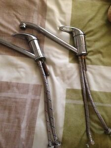 2 x mixer taps + hose fittings Hobartville Hawkesbury Area Preview