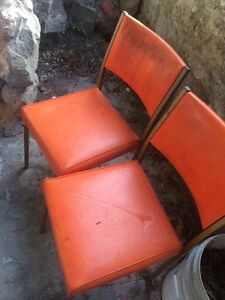 Pair of old Namco chairs $15 each Charlestown Lake Macquarie Area Preview