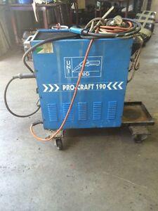Pro-craft 190 mig welder Cleveland Redland Area Preview