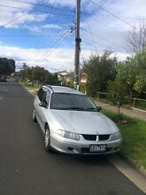 Very neat 2001 holden wagon with 9 months rego Greenvale Hume Area Preview
