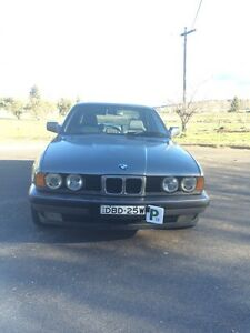 1991 BMW E34 535i Cooma Cooma-Monaro Area Preview