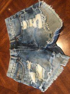 """Rusty"" Denim Shorts. Brand New..!! Nairne Mount Barker Area Preview"