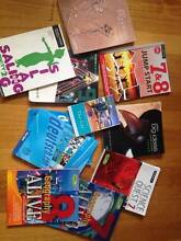 text books for sale year 7,8,9 Glen Waverley Monash Area Preview