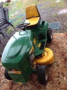 Ride on mower Cox Lawn Boss Wilmot Kentish Area Preview