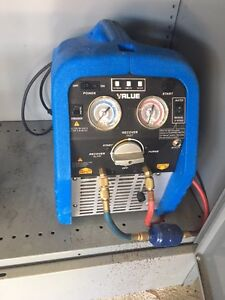 AC recovery unit for mobile ac regas or workshop  R134A or R12 Wanneroo Wanneroo Area Preview