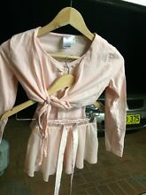 Target Girls Size 8 Nude Ballet Outfit Wallsend Newcastle Area Preview