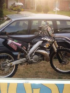 please help me find my old 2001 honda cr 125 dirtbike Moree Moree Plains Preview