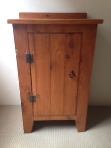Solid Wood Cabinet - Likely Antique - Excellent Condition Mosman Mosman Area Preview