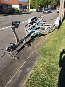 Boat trailer project Wallsend Newcastle Area Preview