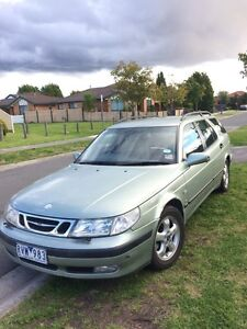 SAAB95 2001 Mill Park Whittlesea Area Preview
