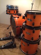 Mapex drum kit Scarborough Stirling Area Preview