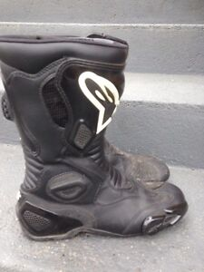 Alpinestar motorbike boots Frenchs Forest Warringah Area Preview