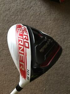 Aeroburner 10.5 degree driver Rutherford Maitland Area Preview